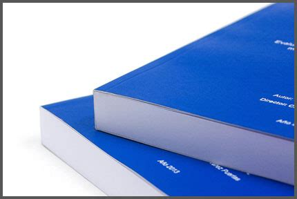 ProQuest dissertations and theses bindings